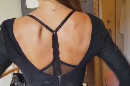 What is not to love about the bra? Makes the ouftit!