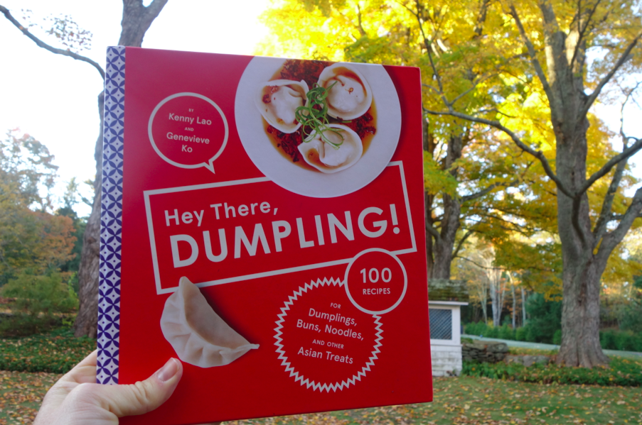 "Confession: I was scared to buy this book as making dumplings seem a little ""advanced"" and ""sophisticated,"" But as soon as I opened the cookbook, I couldn't put it down. Every page of the book was fascinating and interesting, it felt like reading a novel rather than a cookbook. BUY IT. RUN AND BUY IT. AND COOK THESE DUMPLINGS."