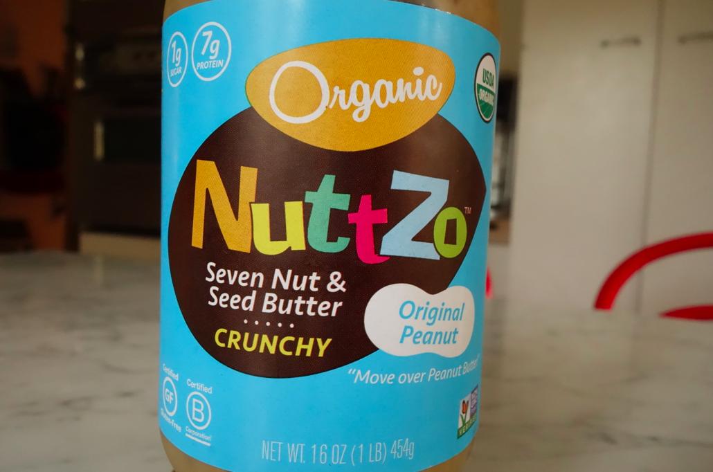 Crunchy original flavor.