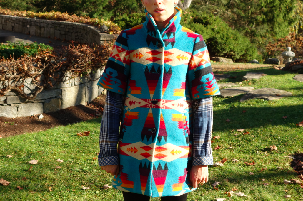 Perfect Fall weather coat -- WINTER STAY AWAY FOR A LITTLE BIT LONGER, I am not ready!