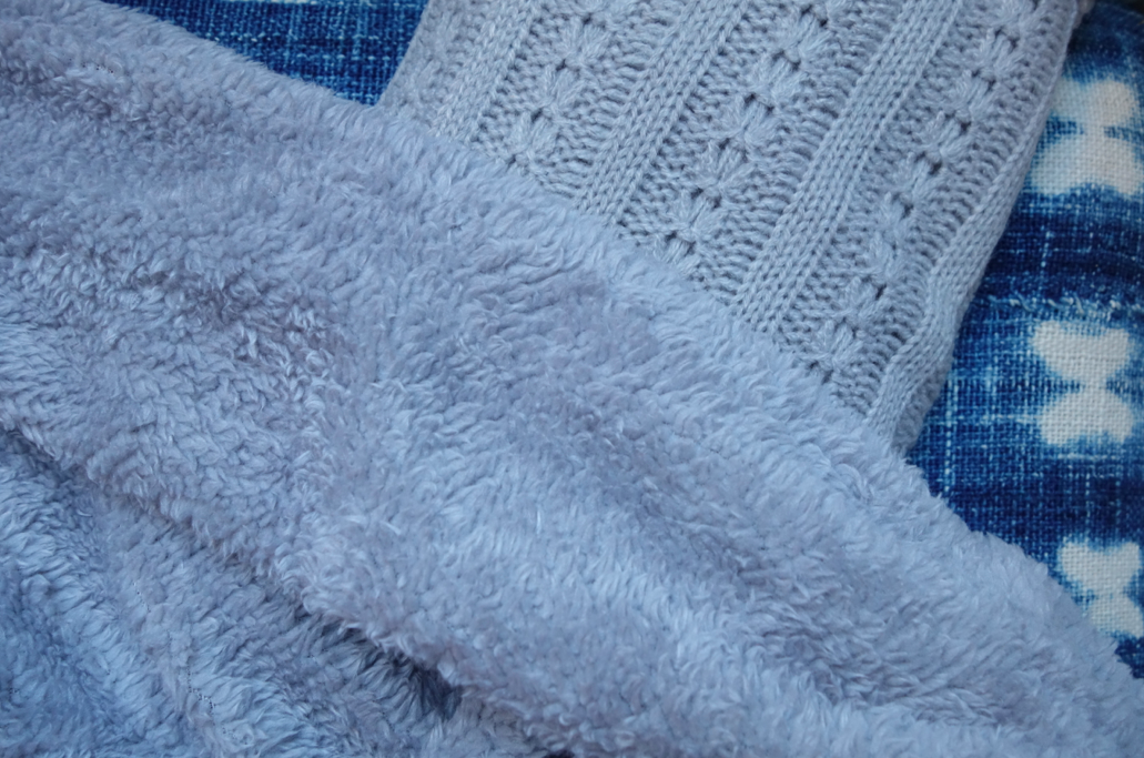 Warm and fuzzy.