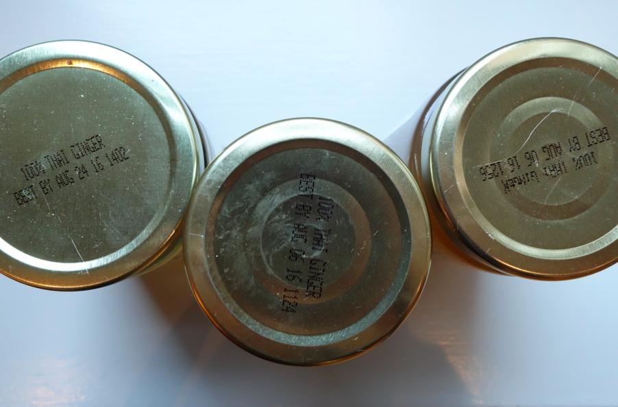 DUH. Mason jars.