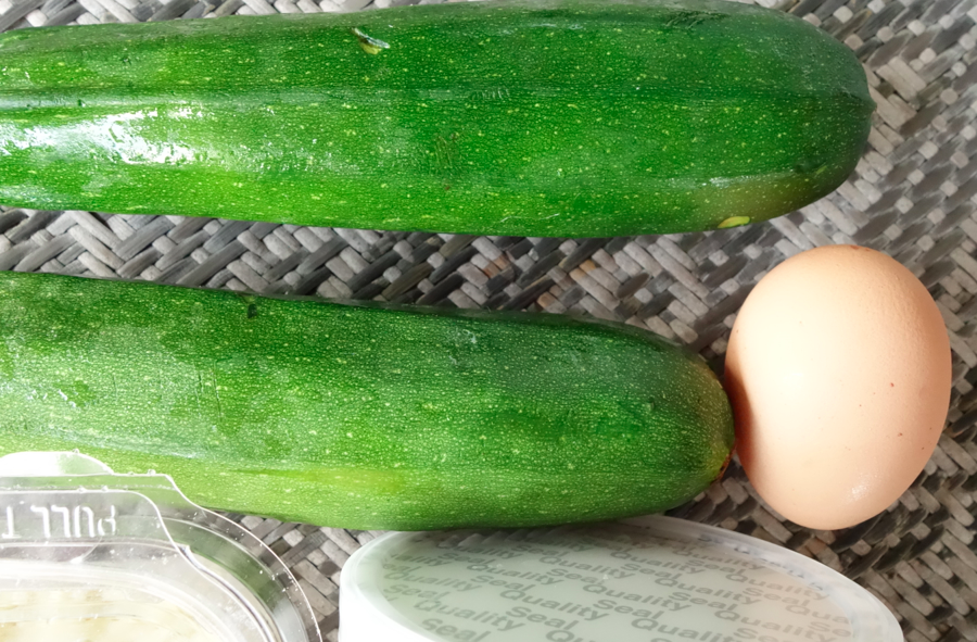 Who doesn't love zucchinis? Especially at the start of a New Year with New resolutions...