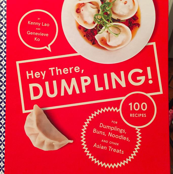 Dumpling book.