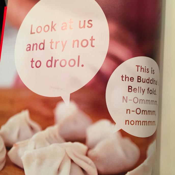 Drool, indeed.