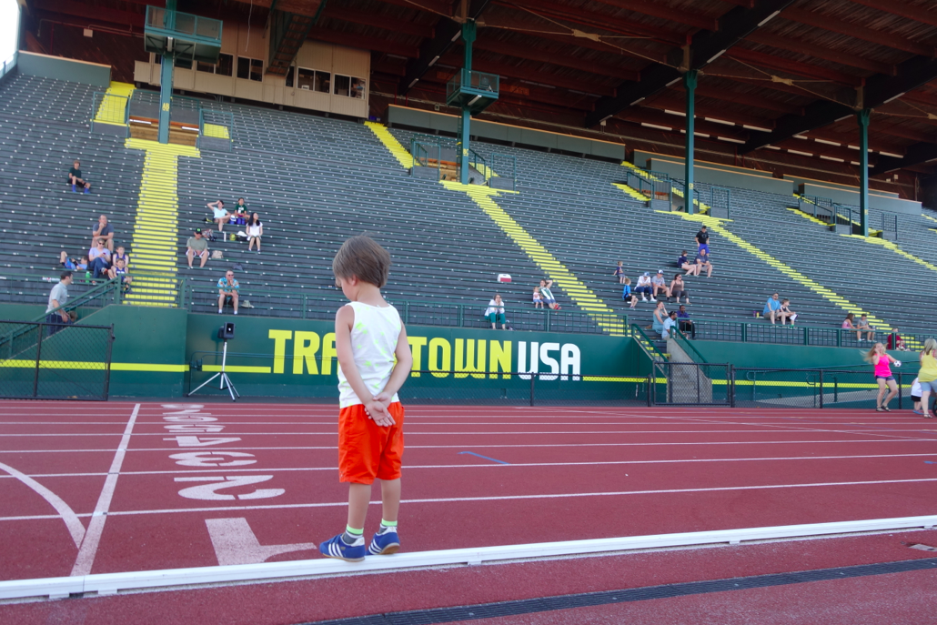 Or....you will be able to compete at Track Town USA, Eugene, Oregon. Like Cruzzie did July 2015.
