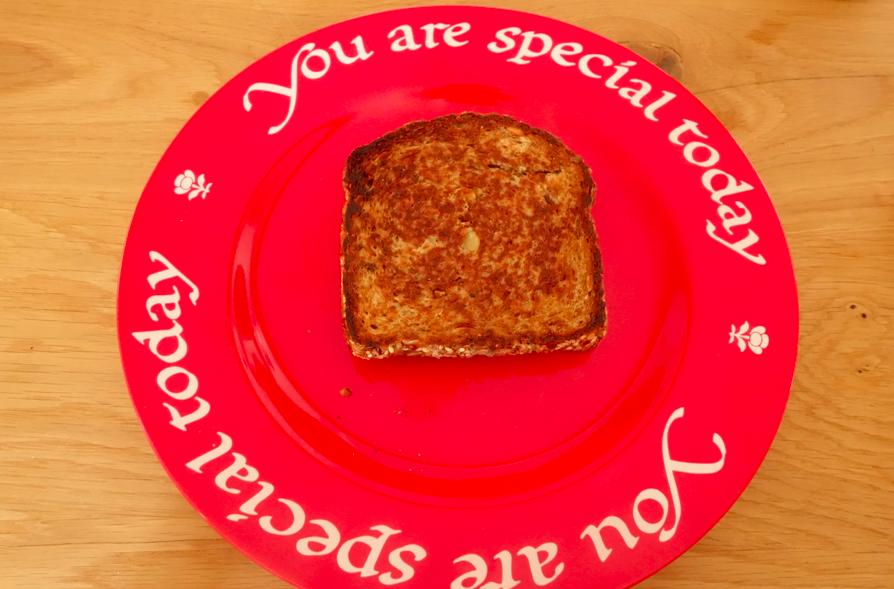 Lunch. On ezekiel bread.