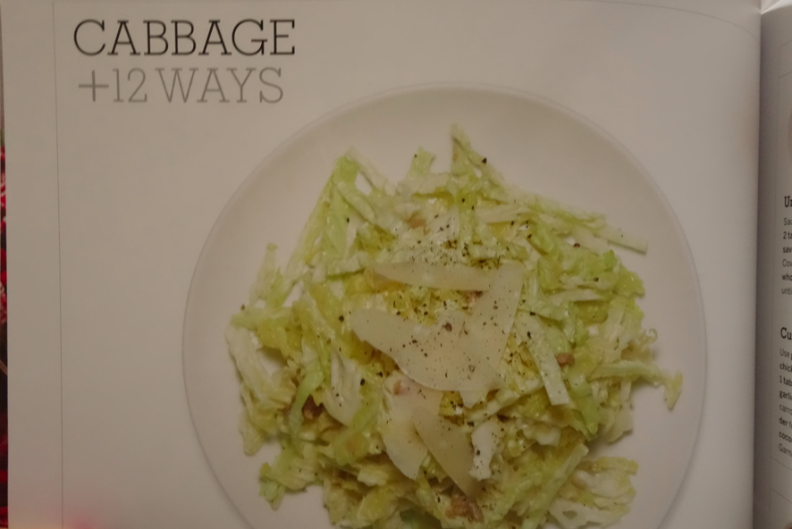 Cabbage? Yes please!