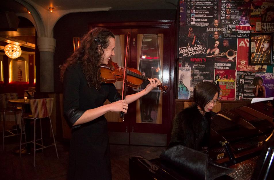 Violinest exceptionelle!