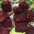 Black Bean Flourless Brownies