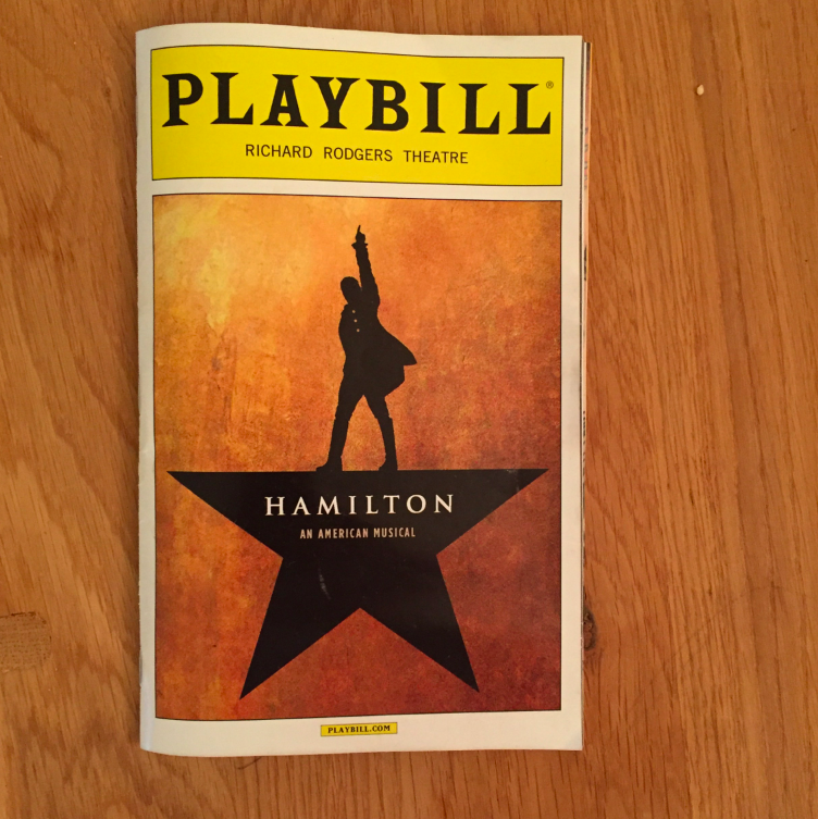 Two weeks later and I am still beyond obsessed. And now THIS. I mean, come on! Lin Manuel is a genius and my future friend (#goal)