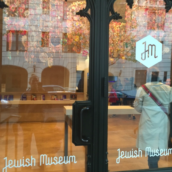 The Jewish Museum is located on 92nd and 5th Avenue. And it is worth going to, whether or not you are jewish.