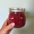 Homemade Raspberry Chia Jam