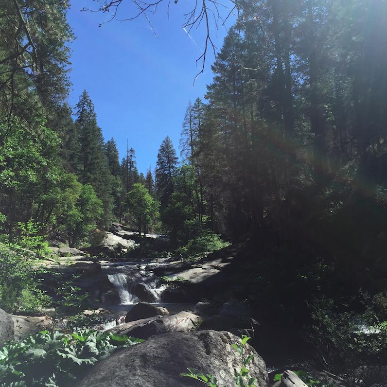 Hike Day 1.
