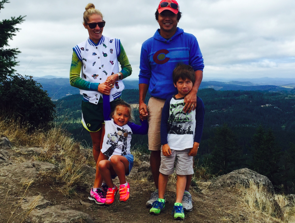 Lots of family hikes.