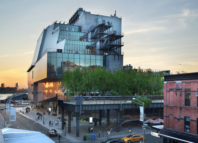 This past weekend, we walked the High Line and it was so beautiful and scenic. I can't wait to walk it again (sans kids) and end up at The Whitney to see the museum and art. And of course, eat at Untitled -- my favorite old Brunch spot on the UES when it was located in the 70s several years ago.