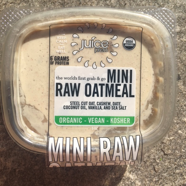 A staple of mine, made with cashews, oats, almond milk, vanilla. Heavy and dense, but smooth and delicious. I like to eat a spoonful as my dessert, or for my breakfast after a long run.