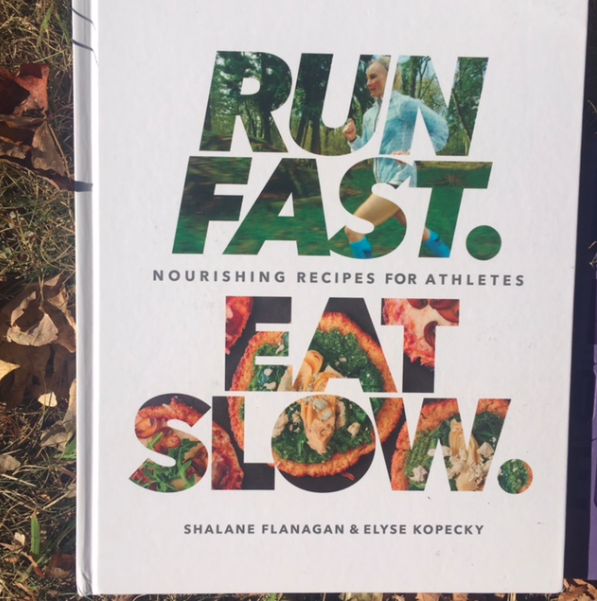 My favorite new cookbook....not just for runners (PROMISE) but good, wholesome, healthy, whole food recipes. In the past week, I have made *FIVE* recipes and they are all beyond delicious.