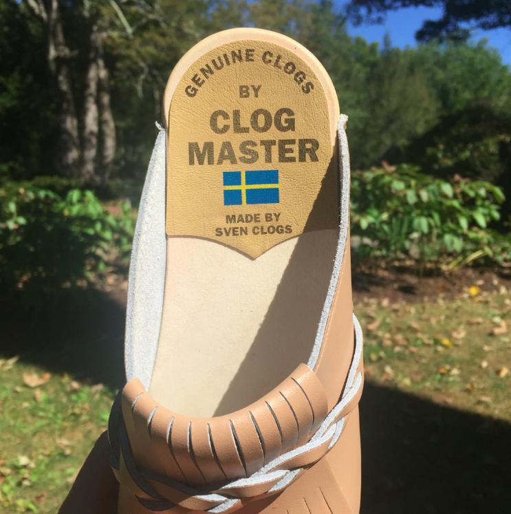 Clogmaster, gotta love them.