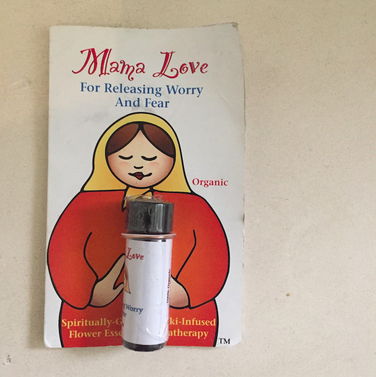 To be truthful, the packaging is what sold me -- I love babushkas -- but then the actual product made me buy it. Essential oils that make my worries go away? Yes please! Does it also speed up a renovation?