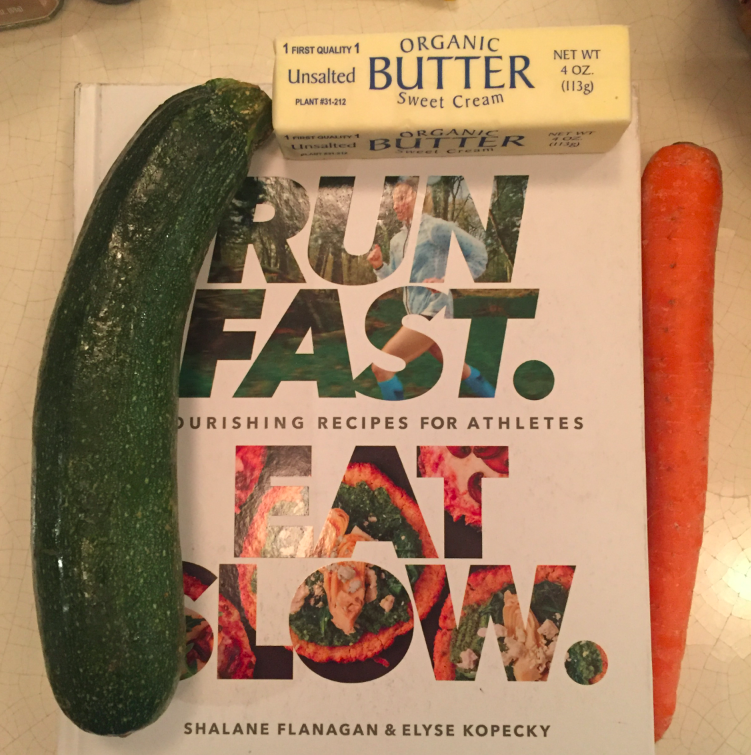 Run Fast. Eat Slow. (Not Run Slow, Eat Fast).