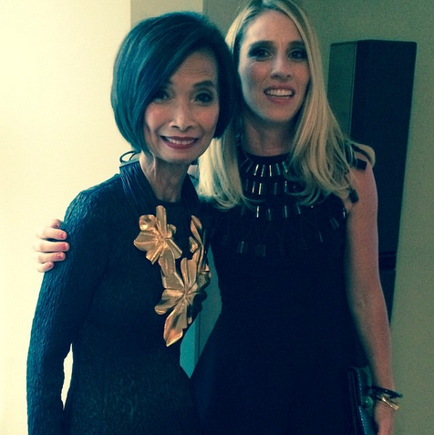 The JG and JCN before the CFDA's.