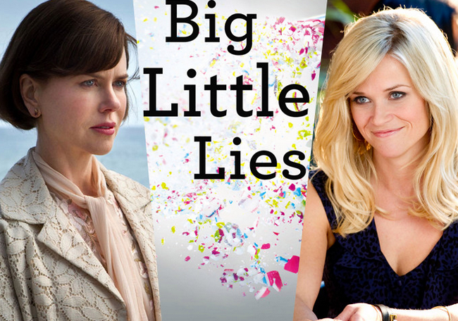 Big LIttle Lies airs in February 2017. Can't wait.
