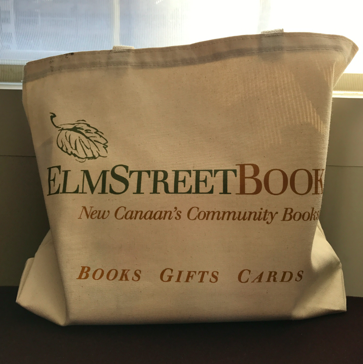 Elm Street: Walked out with a new bag filled with books -- nothing better.