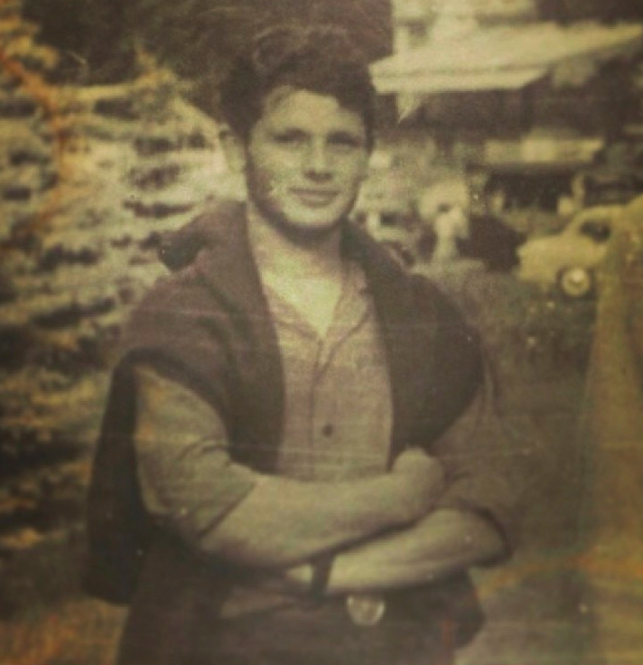 This is a picture of my handsome father in 1961. Born in Poland as a Jew, he was kicked out in 1969 and Sweden granted citizenship to refugees like him. In 1974, he immigrated to the United States where he went to Stanford University for another graduate degree. Thank you, Sweden, for accepting my father and welcoming him into your arms. And America, let's continue to welcome people of every religion, race, and background. We are all children of immigrants.