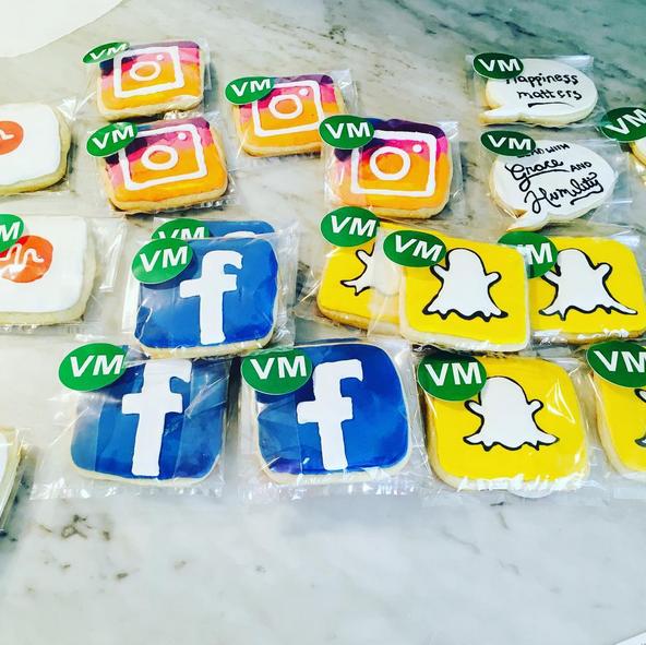 Social media cookies!