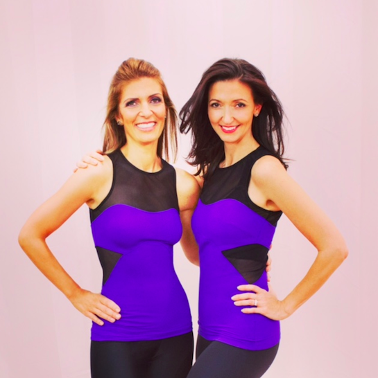 Founders of Physique 57.