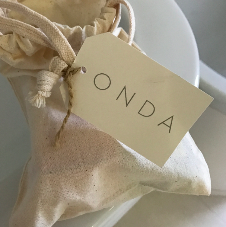 I love Onda....their philosophy, their products, and their packaging, too.