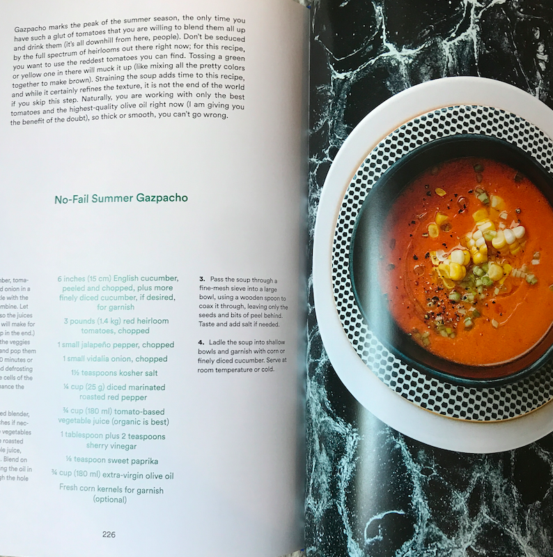 Always on the search for the best gazpacho recipe, so I can't wait to make this!