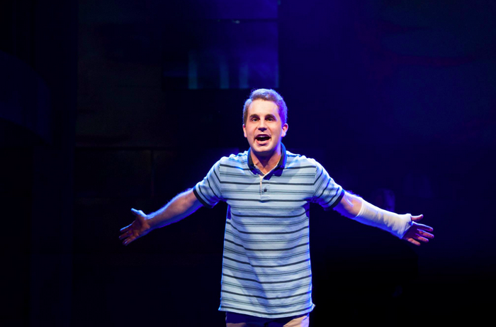 Move over, Lin Manuel Miranda, Ben Platt is my new boyfriend!