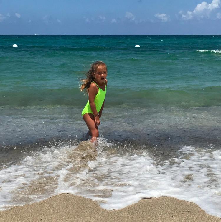 Waves = calming sound = meditiating?