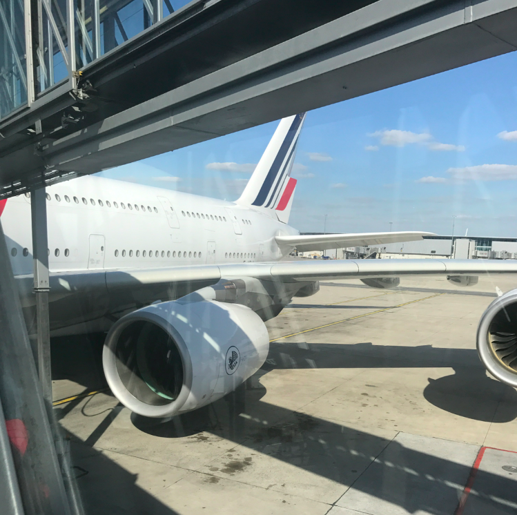 I can guarantee you that there will be lots of Air France in my future near year! Let the planning games begin!