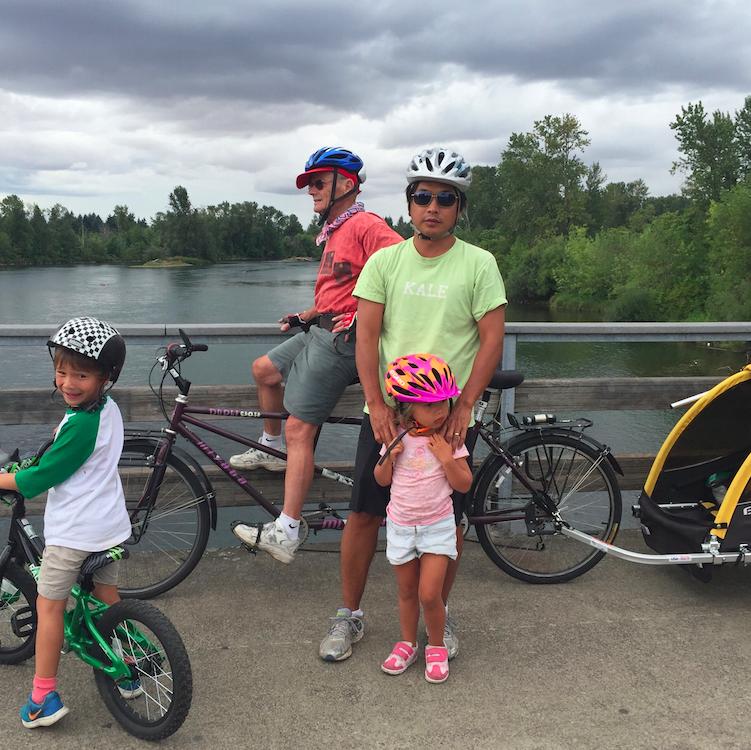 Lots of biking in my summer plans.
