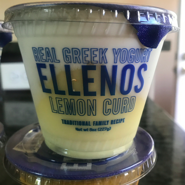 Hands down, this is my favorite flavor. I am a huge fan of any dessert with lemon in it, and this really tastes like lemon pie or lemon pudding. I savor every bite and wish there was no bottom to it.