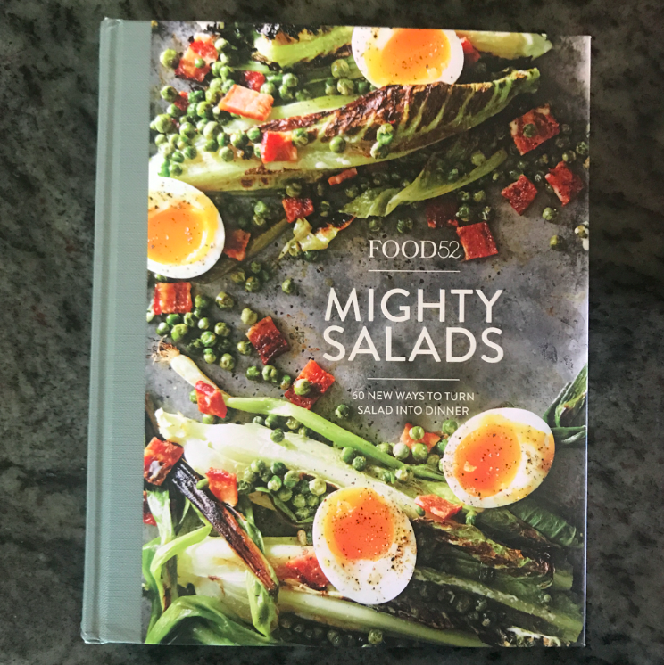 Not specific to Oregon, but who doesn't love a cookbook on mighty salads????