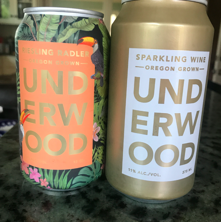 I think these are the prettiest cans I have ever seen. SO SO pretty and feminine and fun.